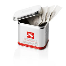 E.S.E. servings - Koffiepads van Illy